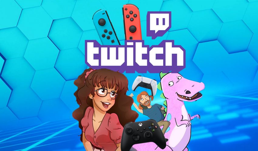 Twitch streamers connect