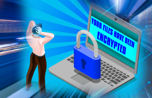 The solution to ransomware distress
